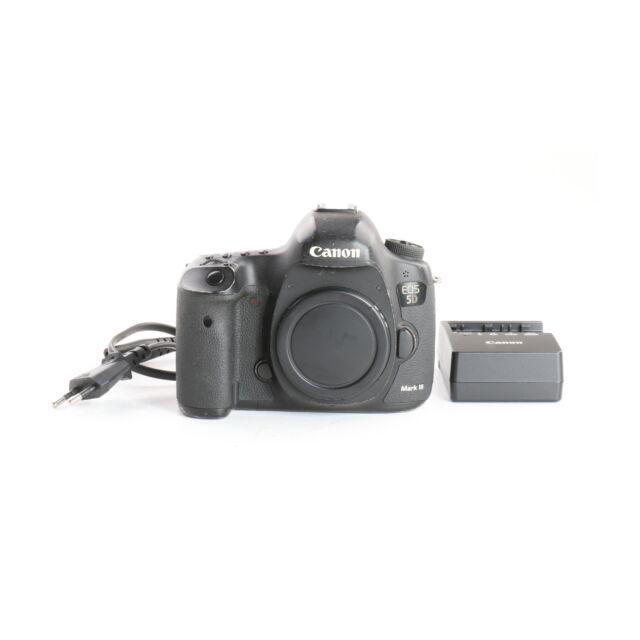 Canon EOS 5d Mark III + 458 k Shutter Count + Good (237888)