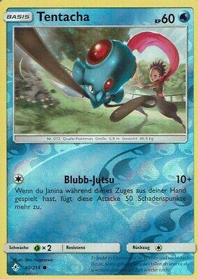Kräfte im Einklang Genesect Pokemon 127//214 Reverse Holo