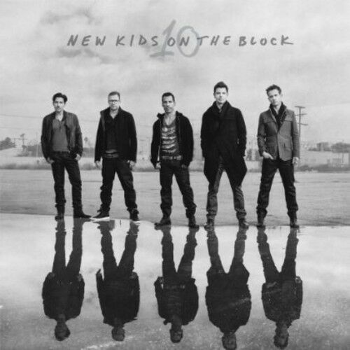 1 of 1 - New Kids on the Block - 10 [New CD]