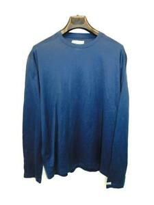 Exofficio-XXL-2X-Navy-Blue-Shirt-Buzz-Off-Insect-Shield-Stretch-Knit-Crew-Neck