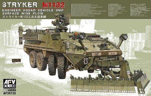 La nuit du carnaval de Noël, plus la la la nuit est excitante AFV CLUB  M1132 STRYKER ENGINNER SQUAD 1:35 Cod.35132 | Moderne  95ee60