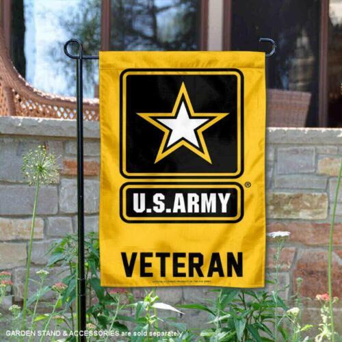 Us Army Veteran Garden Flag