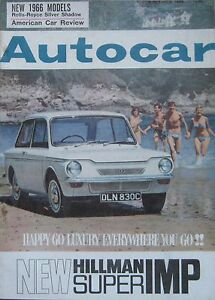 Autocar magazine 8101965 featuring Jaguar road test Rolls Royce Silver Shadow - <span itemprop=availableAtOrFrom>Blackburn, Lancashire, United Kingdom</span> - If you are unhappy with your purchase I can offer a refund less the postage costs providing the item is returned in the condition it was despatched and in secure packaging.  - Blackburn, Lancashire, United Kingdom