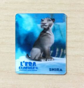 CARD KINDER MERENDINE -SERIE- L'ERA GLACIALE 4 - MINI CARD N°16 SHIRA - AS NEW sEPOqwwV-09120346-652275611