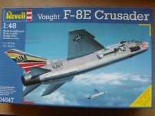 Revell 1/48 04547 VOUGHT F-8E CRUSADER