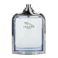 Jaguar Classic Blue Cologne For Men Eau De Toilette Spray 3.4 Oz Tester