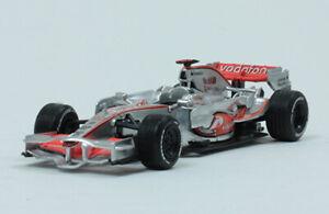 McLAREN MP4/23 Lewis Hamilton 2008 RARE FORMULE 1 F1 Diecast Car 1:43+ Magazine