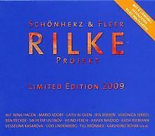 Rilke Projekt Limited Edition 2009 mit 6 Gedichtpostk... | CD | Zustand sehr gut