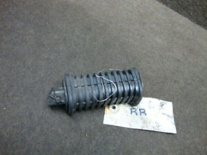 80 SUZUKI GS1000 GS 1000 FOOT PEG, REAR RIGHT #X102