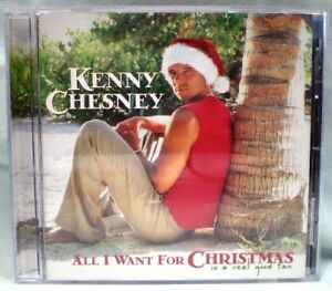 image is loading kenny chesney all i want for christmas cd - Kenny Chesney Christmas