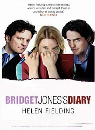 Bridget Jones's Diary (Film Tie-in): A Novel-Helen Fielding