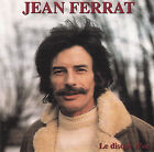 CD 12T JEAN FERRAT LE DISQUE D'OR BEST OF 1998 BARCLAY FRANCE TBE