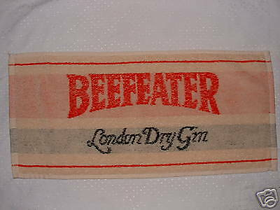 Beefeater London Dry Gin Bar Towel New