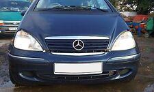 Mercedes A170 CDI Elagance LWB 2002 Motor O/S Derecho ruptura Para Repuestos N/S Izquierdo