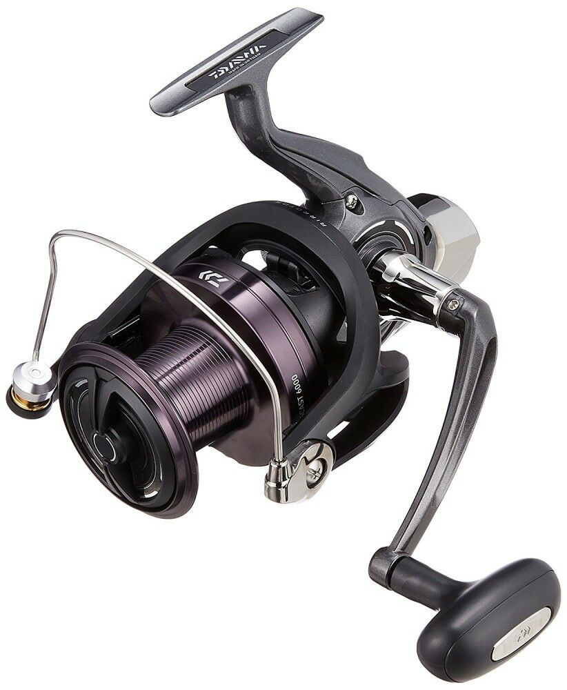 Daiwa 17 CROSSCAST 6000 6000 CROSSCAST Spininng Reel SURF CASTING From Japan Free Shipping c891a6