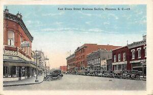 SC~SOUTH CAROLINA~FLORENCE~EAST EVANS STREET BUSINESS ...
