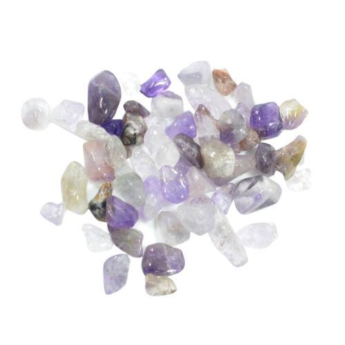 Natürlicher Kristall Trommelstein Deko Diamanten Hochzeit Streudeko