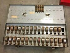 Diacro Punch Pak Set No1 Bench Stand Lever Punch Amp Die Set Incomplete
