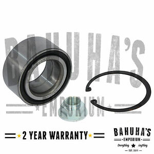 HONDA CR-V Mk1 Mk2 2.0 FRONT WHEEL BEARING 1995/>2006 2 YEAR WARRANTY *BRAND NEW*