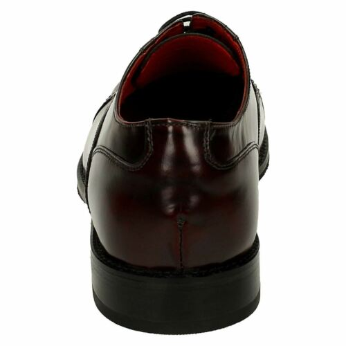 London in shine uomo basse pelle Scarpe da Hi stringate Noel Base qawYxIB