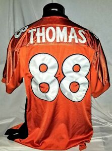 Details about DENVER BRONCOS STITCHED JERSEY #88 DEMARYIUS THOMAS SIZE 52, REEBOK