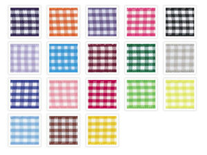 Gingham-Check-Ribbon-by-Berisfords-18-Colours-Widths-5mm-10mm-15mm-25mm-amp-40mm