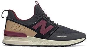 New Ms574dty Chaussure Noir De Sport Vie Mode Violet Balance Homme rqSvOrA
