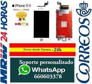 Pantalla-Completa-Tactil-LCD-Para-Iphone-6S-4-7-034-Blanco-Blanca-Retina