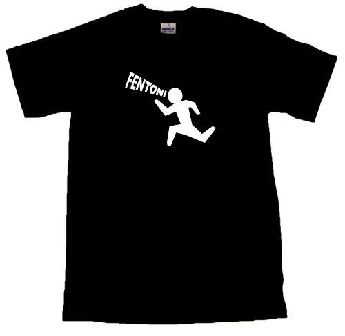 Fenton//Benton Cool T-SHIRT ALL SIZES # Black