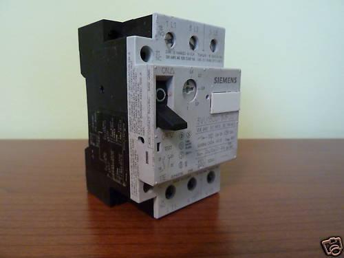 2158 SIEMENS 3VU1300-1MF00 Starter Motor Proterctor