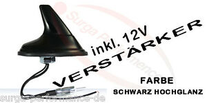 Shark-Hai-Antenne-inkl-Verstaerker-fuer-ALFA-MiTo-147-159-GT-BRERA-SPIDER-NEU-OVP