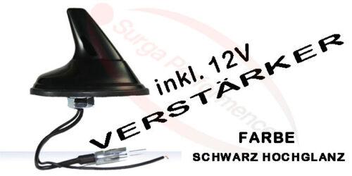 Shark Antenne Audi A3 A4 A6 80 90 100 TT Haiantenne Dachantenne Stabantenne FM