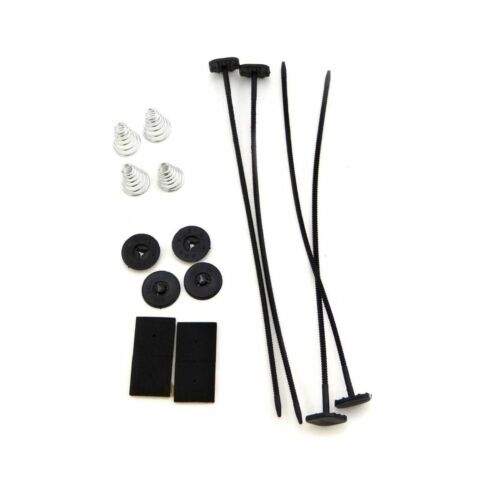1 X Universal Electric Radiator Fan Ties Straps Mounting Kit Strap Tie Fans