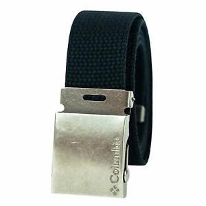 Columbia Mens Military-style Web Belt