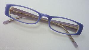 FleißIg Elegante Lesebrille Ohne Glas Kunststoff Federbügel 50-19 Fliederblau Neu Size M Augenoptik Damen-accessoires