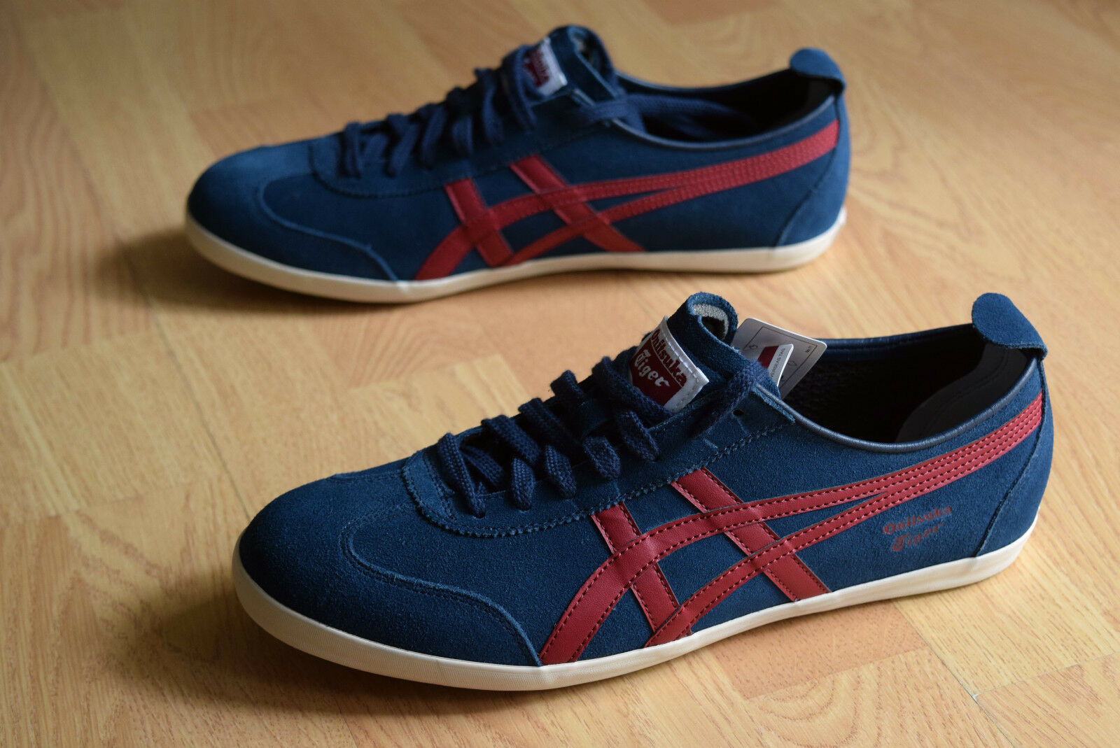 asics Mexico 66 Vulc 40,5 41,5 42 Suede Leather Classic COrsaiR cAliforNia aArOn