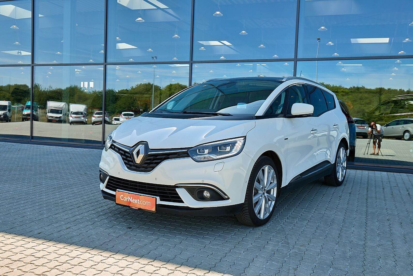 Renault Grand Scenic IV 1,6 dCi 160 Bose Edition EDC 7prs 5d - 249.900 kr.