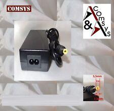 Netzteil für diverse TFT LCD Display Monitore 12V 5A Stecker 5.5*2.5 +Stromkabel