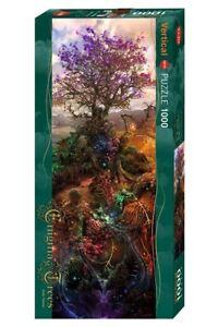 ANDY THOMAS - ENIGMA TREES: MAGNESIUM TREE - Heye Puzzle 29910 - 1000 Pcs.