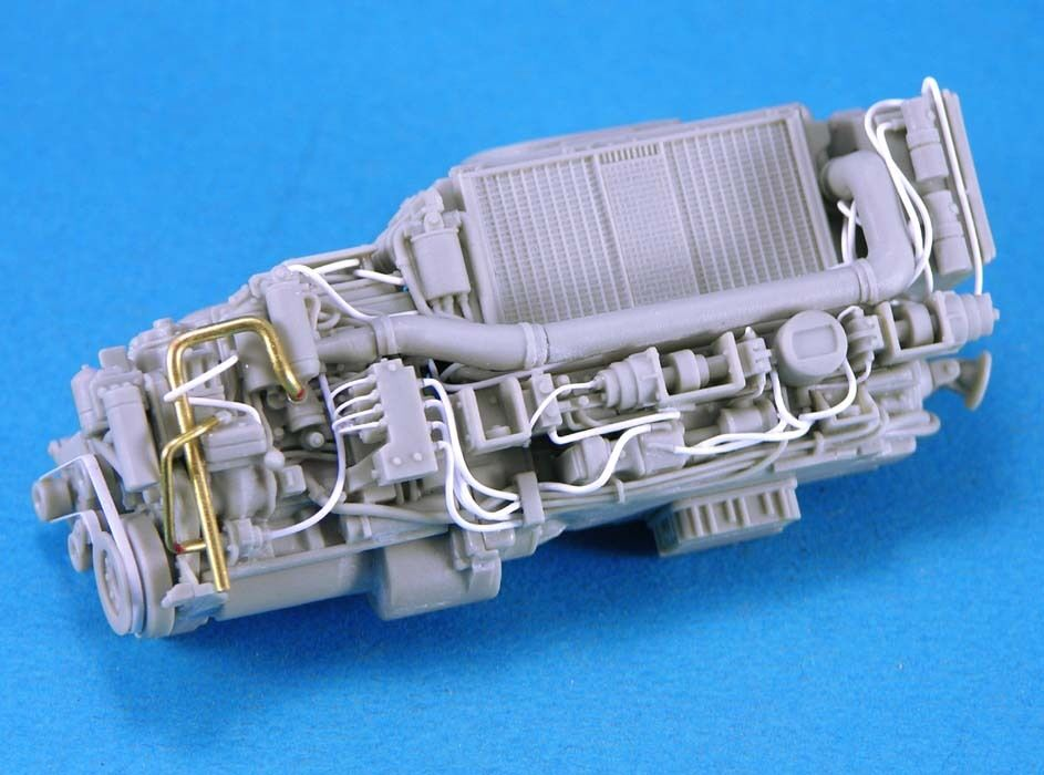 LF1220 Stryker Engine for Trumpeter tamiya dragon afvclub academy hobbyboss