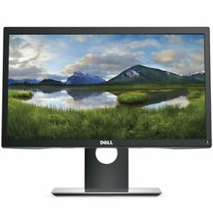 Dell-P2018H-20-034-16-9-LED-LCD-Monitor-with-USB-Port-VGA-DisplayPort-amp-HDMI