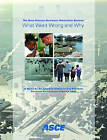 The New Orleans Hurricane Protection System: What Went Wrong and Why by ASCE Hurricane Katrina External Review Panel (Paperback, 2007)