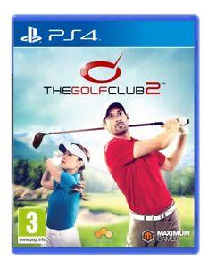 El-Club-de-Golf-2-PS4-Juego-Para-Sony-PlayStation-4-Totalmente-Nuevo-Y-Sellado-PAL-Reino-Unido