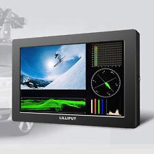 "Lilliput Q7 7"" Camera Top Monitor SDI HDMI Cross Conversion For Panasomic FZ1000"