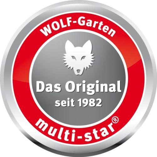 WOLF GARTEN PUSH PULL WEEDER