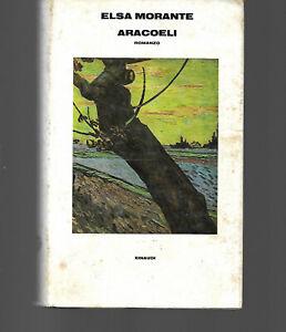 ELSA-MORANTE-ARACOELI-EINAUDI-1982-PRIMA-EDIZIONE