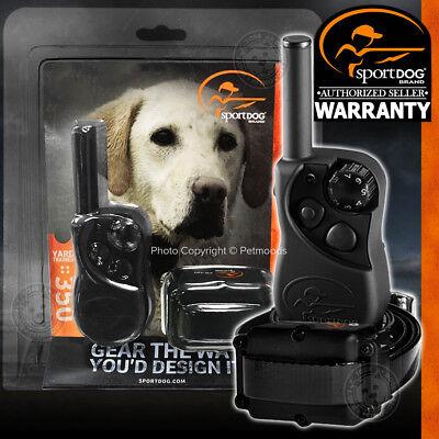SportDOG 350 YardTrainer SD-350 Remote Dog Training Collar 300 Yards - Warranty