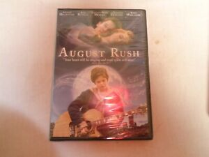 Sealed-DVD-Movie-August-Rush-YS