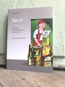 Livre-Yacco-RIHET-illustre-bidon-oil-can-tole-emailschild-garage