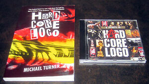 1993-Signed-Michael-Turner-HARD-CORE-LOGO-1st-Ed-PUNK-ROCK-VANCOUVER-Psychedelic